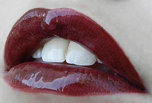LipSense Trio (Mulled Wine) Lip Color, Glossy Gloss and Ooops Remover Set (Trio Wine)