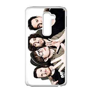 LG G2 Cell Phone Case White Fall out boy zixm