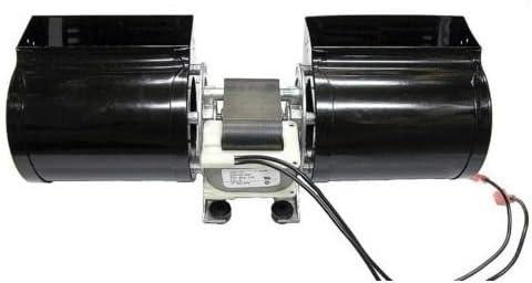 Soplador de convección Heatilator para Cab50 y Ps50 Original estufas de Pellet