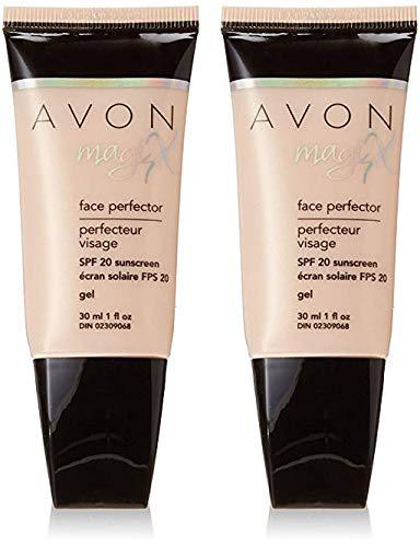 Avon Tinted Moisturizer - Avon MagiX Face Perfector SPF 20 lot of 2