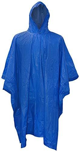 (Rain Poncho Blue Vinyl)