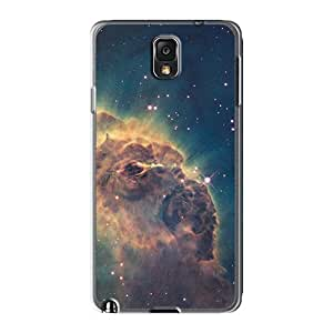 Premium Galaxy Note 3 Cases - Protective Skin - High Quality For Carina Nebula Space