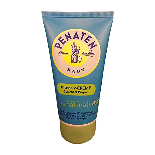 Penaten Baby Intensive Face & Body Cream with Soothing Naturals (tm) 75ml - 2.54 fl.oz
