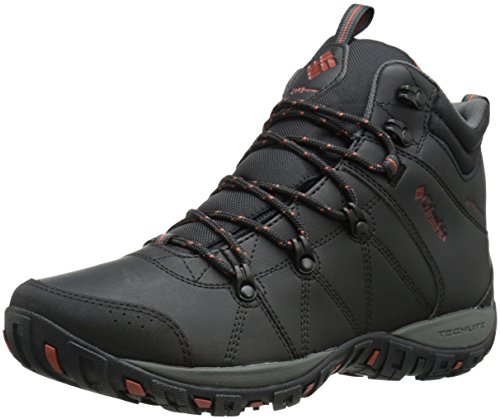 Columbia Mens Peakfreak Venture MID Waterproof Omni-Heat Hiking Boot