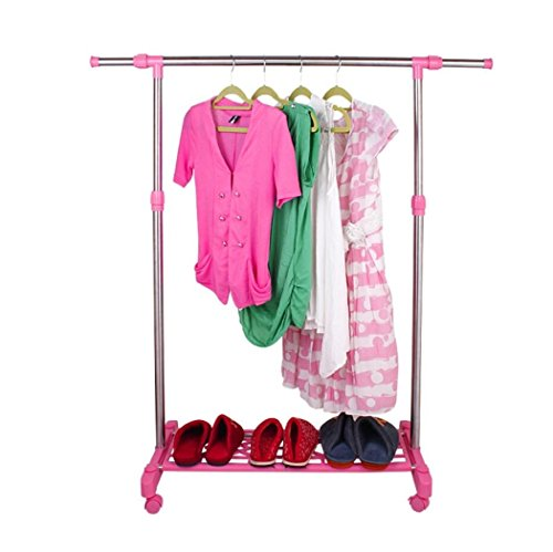 LyMei Drying rack Stainless Steel Clothes Laundry Dryer Hang