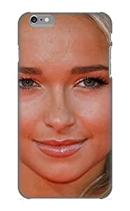 Freshmilk Hot Tpye Hayden Panettiere Pic Case Cover For Iphone 6 Plus For Christmas Day's Gifts
