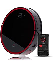 Lefant T700 Robot Vacuum and Mop Cleaners, 1800Pa Strong Suction, Super Quite, Wi-Fi Control, Self-Charging, Sweeping Robotic Vacuums Cleaner, Ideal for Pet Hair, Medium-Pile Carpets, Hardwood Floors