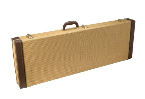 On Stage GCE6000T Electric Guitar Case, Tweed by OnStage