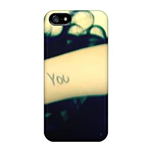 High-quality Durable Protection Case For Iphone 5/5s(i Miss U)