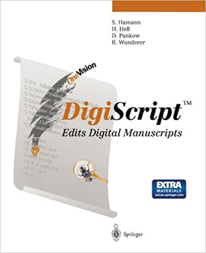DigiScriptTM: Edits Digital Manuscripts