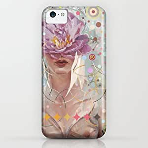 Society6 - A Flower In My Garden iPhone & iPod Case by Andres Kal