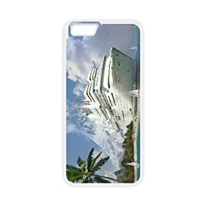 IPhone 6 Plus Water Phone Back Case Personalized Art Print Design Hard Shell Protection TY034008