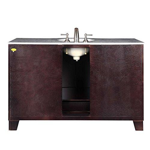 Silkroad Exclusive Countertop Marble Stone Single Sink