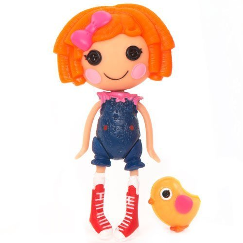 Amazoncom Lalaloopsy 3 Inch Mini Figure With Accessories Sunny