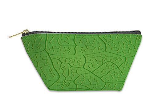 Gear New Accessory Zipper Pouch, Leaf Pattern, Large, 4172979GN ()