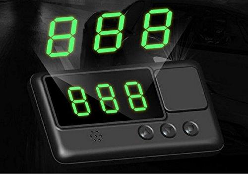 Kingneed Vehicle Head Up Speedometer distance product image