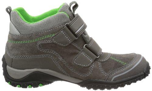 Superfit Sport4 - Zapatillas De Deporte Para Exterior de cuero niño gris - Grau (stone kombi 06)