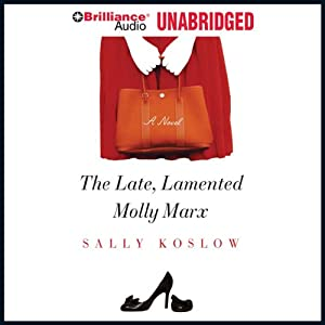 The Late, Lamented Molly Marx Audiobook