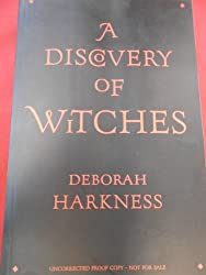 Discovery of Witches 12-Copy Floor Display