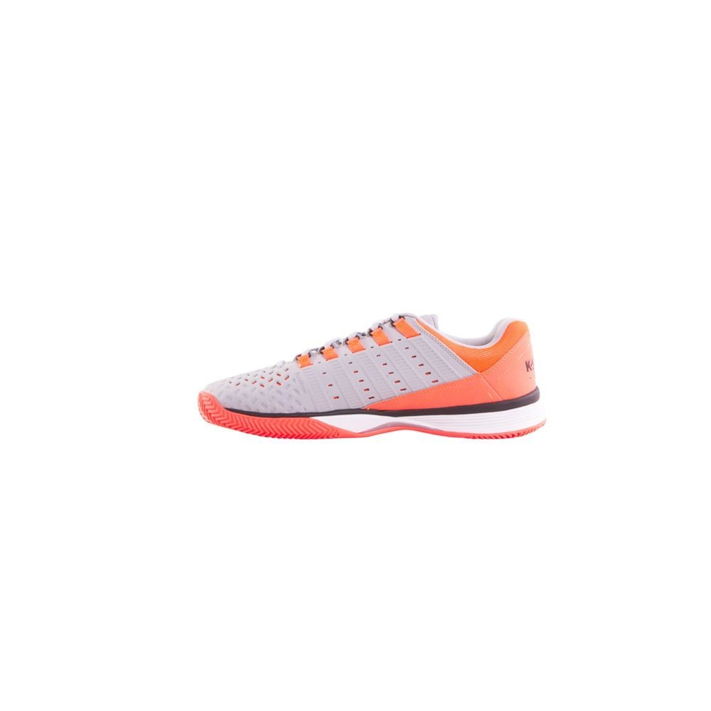 Kswiss HYPERMATCH HB Naranja Fluor Gris: Amazon.es: Deportes y ...