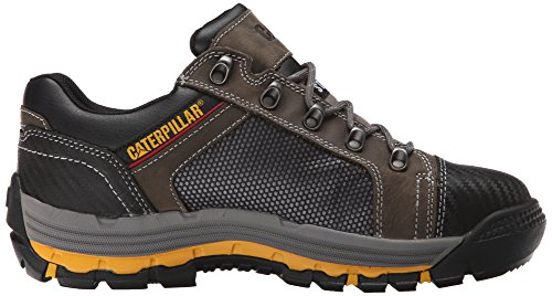Convex Dark Caterpillar Work Steel Grey Men's Lo Shoe Toe Gull gZBF5qxZ