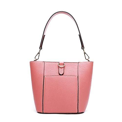 Sac pour Pink mode Sac bandoulière à PU à simple main de à bandoulière Sac sauvage femme Mme rggaEq