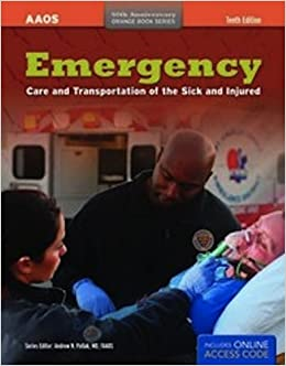 Book Emergency Care and Transportation of the Sick and Injured (AAOS Orange Books) by American Academy of Orthopaedic Surgeons (AAOS) (2010)