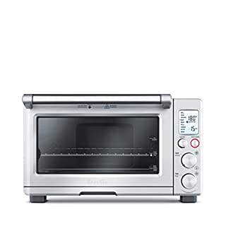 Breville BOV800XL Smart Oven 1800-Watt Convection Toaster Oven with Element IQ, Silver (B001L5TVGW) | Amazon price tracker / tracking, Amazon price history charts, Amazon price watches, Amazon price drop alerts