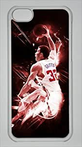 diy phone caseBlake Griffin Los Angeles Clippers #32 NBA Custom PC Transparent Case for iphone 4/4s by icasepersonalizeddiy phone case