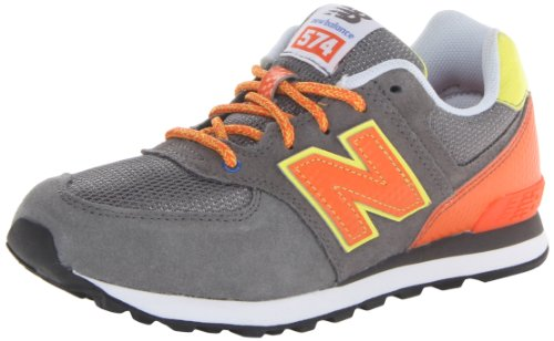 New Balance Classic Traditionnel Grey Youths Trainers 39 EU