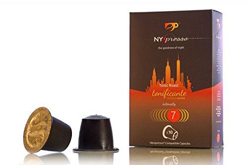 NYXpresso Tonificante Intensity Level 7 Nespresso Compati...