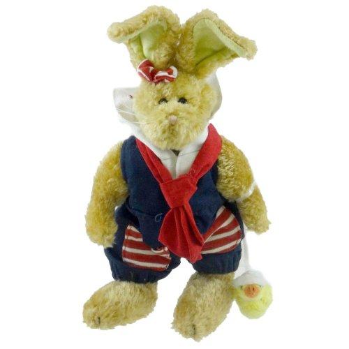 Americana Duck (Boyds Bears Plush EMILY BABBIT SPRING 05 Americana Rabbit Bunny Duck 915024)