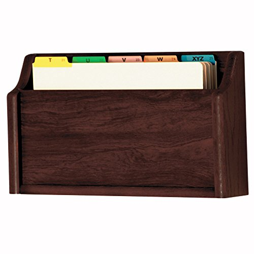 Bottom File Holder, Legal Size, Medium Oak (Oak File Holder)