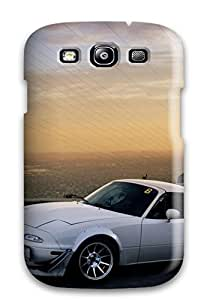 Discount New Shockproof Protection Case Cover For Galaxy S3/ Mazda Miata 22 Case Cover