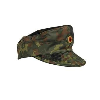 Mil-Tec Casquillo de Campo Original de la Bundeswehr: Amazon.es ...