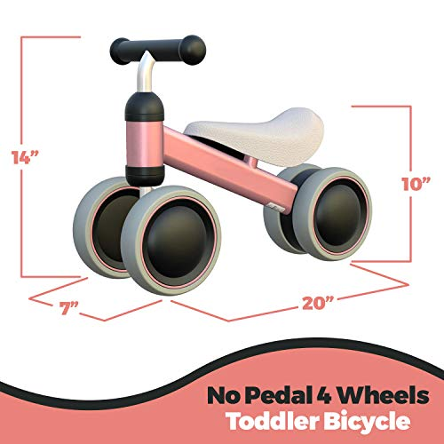 outdew-Baby-Balance-Bike-Bicycle-Ride-On-Toys-1-Y thumbnail 11