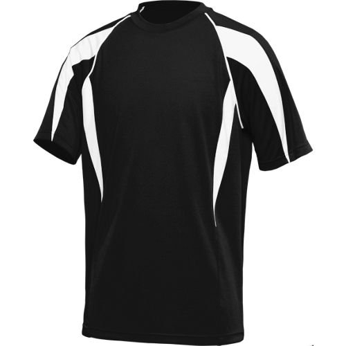 GTM Sportswear Unisex Adult Paramount Short Sleve Tee /White Adult