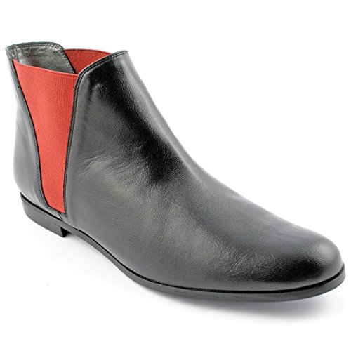 Exclusif Exclusif Paris Noir Bottines Paris Bottines Boyish 5gq1p