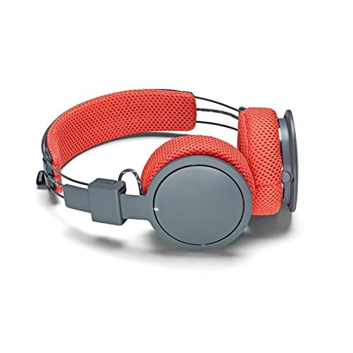 a18ee38bf11 Urbanears 4091226 - Hellas Rush auriculares bluetooth, color gris / naranja  high-quality
