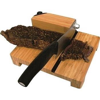Amazon Com Tekut Biltong Slicer With Carbide Knife