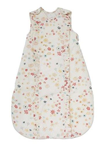 Petit Pehr Sleep Sack--Meadow Floral/Pink/Rose 0-9 months 2.5 TOG
