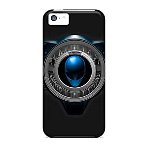 New Snap-on GAwilliam Skin Case Cover Compatible With Iphone 5c- Alienware