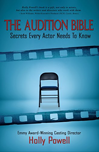 Books On Acting in Amazon Store - THE AUDITION BIBLE: Secrets Every Actor Needs To Know