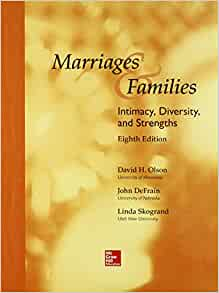 DIVERSITY MARRIAGES FAMILIES STRENGTHS INTIMACY AND AND