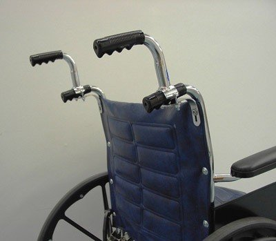 Wheelchair Hand Grip Extensions by 210 Innovations