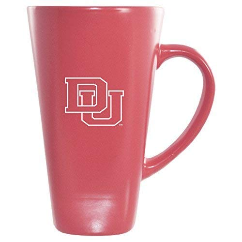(University of Denver-16 oz. Tall Ceramic Coffee)