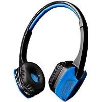 Bluetooth Headset Stereo Headphones Blackblue Key Pieces