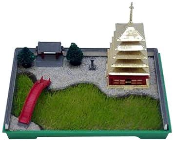 1/60 jardin miniature s?rie No.06 salon de th? (Japon import / Le ...