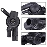 Cuque Engine Coolant Thermostat Housing Assembly