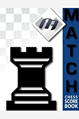 MATCH Chess Scorebook Paperback